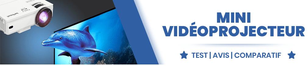Mini vidéoprojecteur