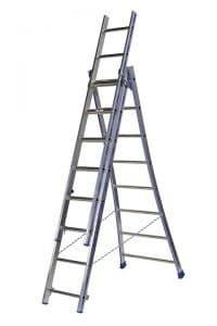 échelles télescopiques