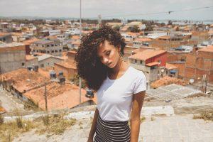 cheveux boucle