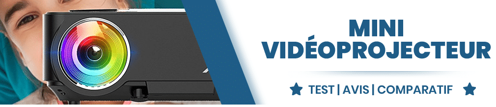 mini video projecteur
