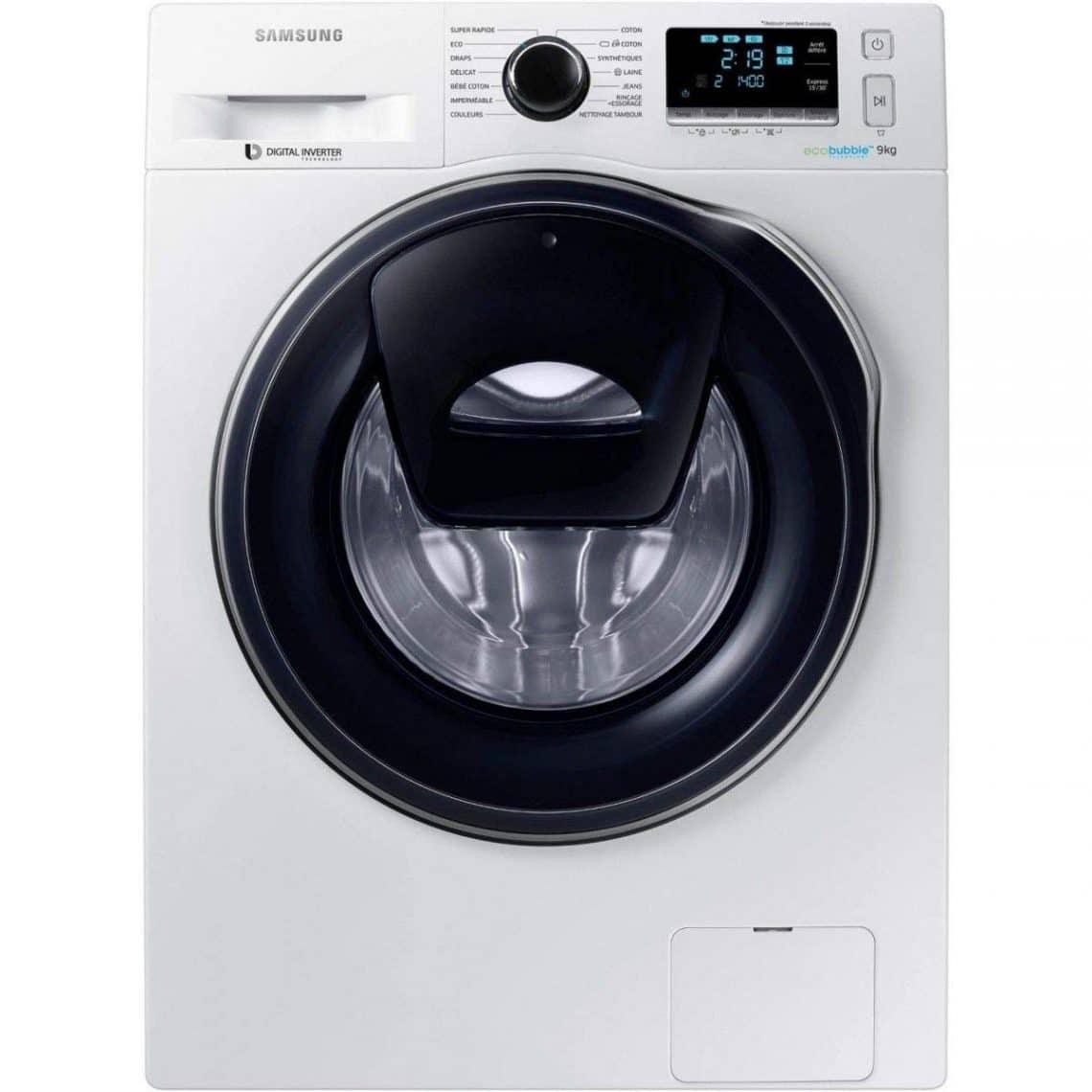 meilleure machine a laver