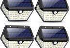 lampe solaire comparatif