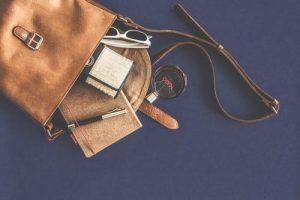 Maroquinerie sac