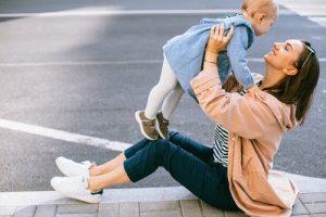 Trotteur pour un bebe