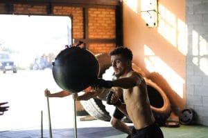 entrainement MMA