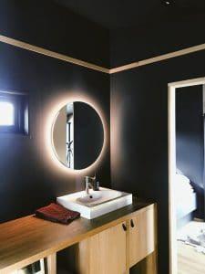 plafonnier salle de bain