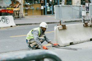 travailler sur des chantiers