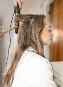 boucle cheveu