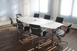 chaise réunions