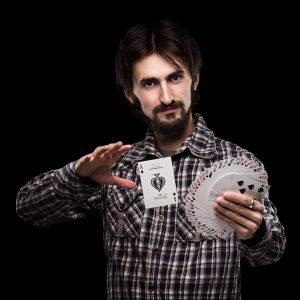 magicien carte
