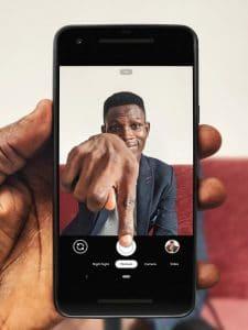 photo Smartphone chinois