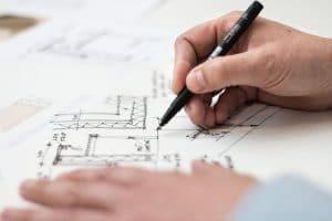 principaux travaux pour la construction