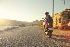 scooter en vacances