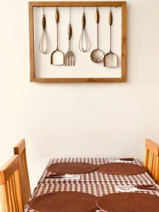 une bonne table à manger extensible