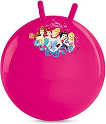 Ballons sauteur princesse