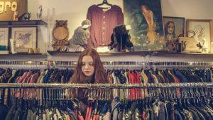 acheter une robe vintage