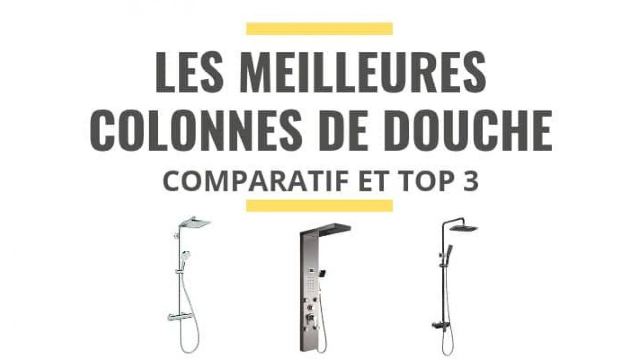 Colonnes De Douche Hydromassante Comparatif Des Meilleurs