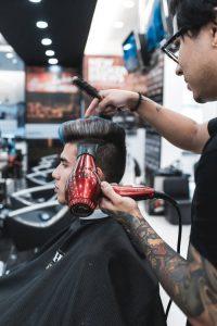 sèche-cheveux professionnel