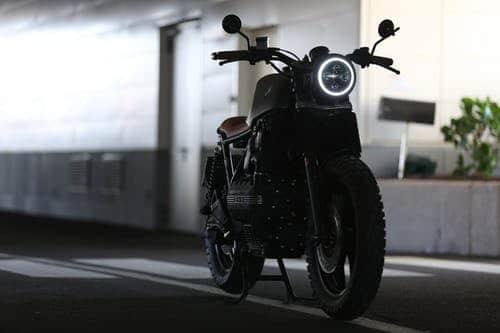 Crics moto