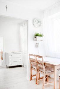 maison avec décoration scandinaves