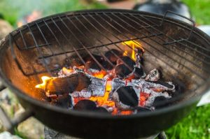 préparation barbecue