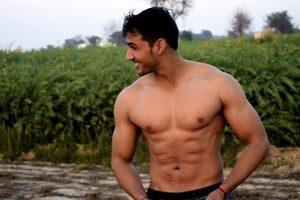 abdos et muscle