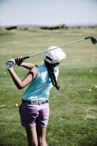 golf enfant