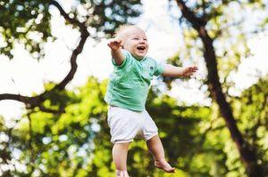 Les avantages du sauteur bébé